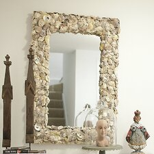 Sanctuary Wood and Oyster Shell Mirror