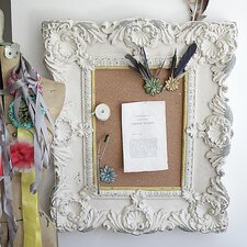 Wonderland Magnesia Framed Cork Board (Set of 2)