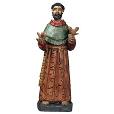 Antique St. Francis Statue