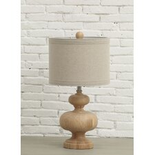 "Simply Natural 24.5"" H Table Lamp"