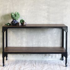 Simply Natural Console Table