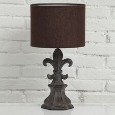 "Turn of the Century 14.57"" H Table Lamp"