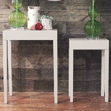 <strong>Creative Co-Op</strong> 2 Piece Nesting Tables