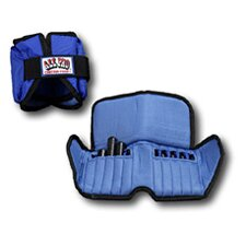 <strong>All Pro Exercise Products</strong> Adjustable Ankle Weights (Set of 2)