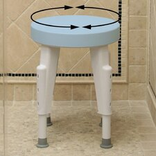 Rotating Adjustable Shower Chair