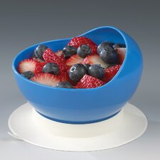 Scooper Bowl Eating Aid with Suction Cup Base