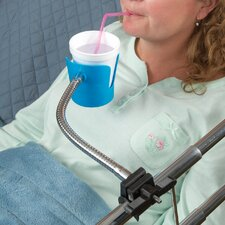 Bedside Beverage Holder Drinking Aid