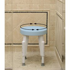 <strong>Ableware</strong> Rotating Adjustable Shower Stool