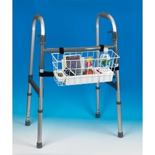 Economy Walker Basket with Hook-and-Loop Fasteners