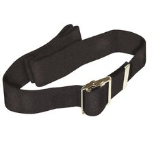 "54"" Gait Belt in Black"