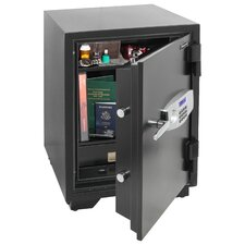 <strong>Honeywell</strong> Water Resistant Steel Fire and Security Safe (2.1 Cubic Feet)