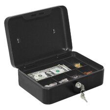 Standard Steel Cash Box