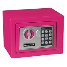 Digital Lock Security Safe (0.19 Cubic Feet)