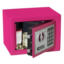 Digital Lock Security Safe 0.19 CuFt