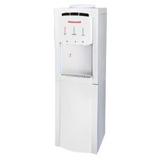 "40"" Freestanding Water Cooler Dispenser with Hot/Room/Cold Temperatures"