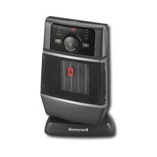 Cool Touch 1,500 Watt Compact Space Heater with Adjustable Thermostat