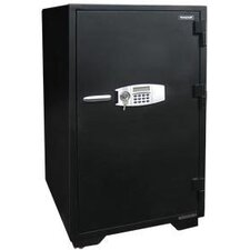 <strong>Honeywell</strong> Water Resistant Steel Fire and Security Safe (5.83 Cubic Feet)