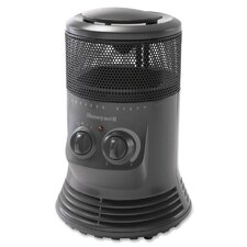 <strong>Honeywell</strong> Kaz Convection Tower Space Heater with Adjustable Thermostat