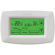 Touch Screen Programmable 7-Day Thermostat