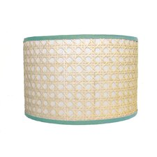 Custom Lampshade Cane Shade