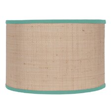Custom Lampshade Raffia Shade