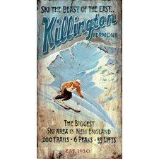 Killington Vintage Sign