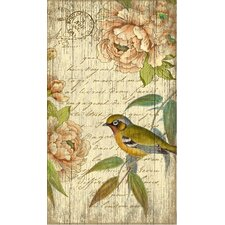 Susanne Nicoll Right Bird Wall Art