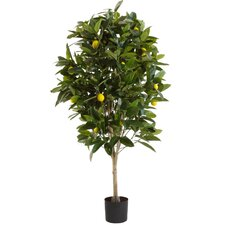 Artificial Lemon Tree