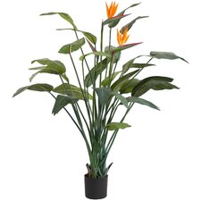 Artificial Strelitzia Bird of Paradise Floor Plant