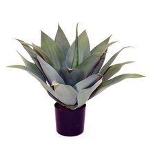 <strong>Flora Novara</strong> Artificial Agave Desk Top Plant