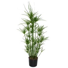 Artificial Papyrus Floor Plant