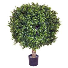 Artificial Boxwood Buxus Ball Tree