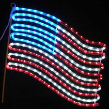 Flag Led Rope Light