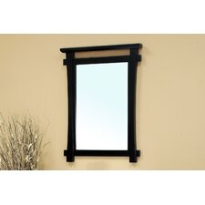 Tompkins Solid Wood Framed Mirror