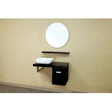 """Belknap 35"""" Single Bathroom Vanity Set"""