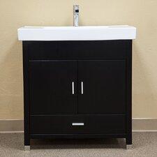 "<strong>Bellaterra Home</strong> Ramsey 31.5"" Single Vanity Set"