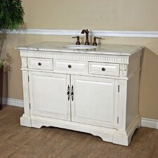 "<strong>Bellaterra Home</strong> Morgan 50"" Single Vanity Set"