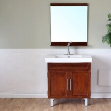 "<strong>Bellaterra Home</strong> Chapman 31.5"" Single Vanity Set"