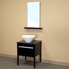 "McClelland 26"" Single Bathroom Vanity Set"