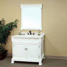 "<strong>Bellaterra Home</strong> Osgood 42"" Single Vanity Set"