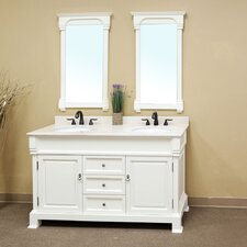 "Kendall 60"" Double Vanity Set"
