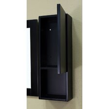 Payne Bathroom Mirror Side Cabinet