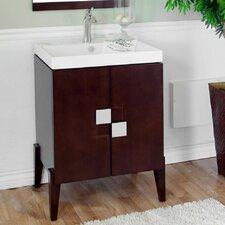 """St. Germain 25"""" Single Bathroom Vanity Set"""
