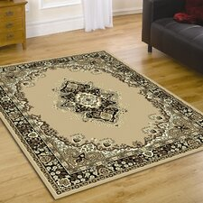 <strong>Home Essence</strong> Element Lancaster Beige Contemporary Rug