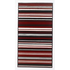 Element Red/Black Canterbury Rug
