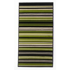 Element Green/Black Canterbury Rug