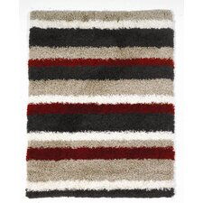 Nordic Multi Channel Shag Rug