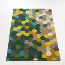 Illusion Multi Tufted Rug