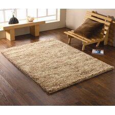 Lakeland Kensington Beige Shag Contemporary Rug