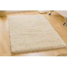 Legend Himalaya Ivory Shag Contemporary Rug